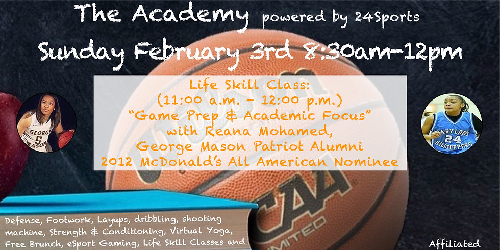 The Academy Powered by 24Sports