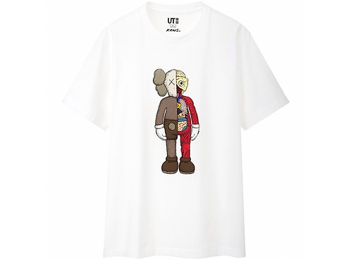 The KAWS x Uniqlo 'Flayed' Tee