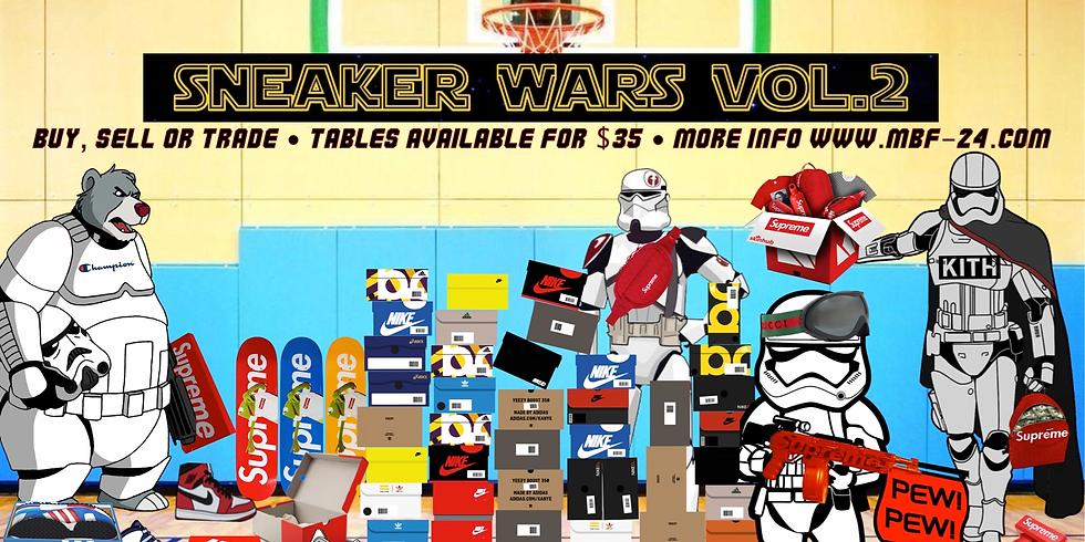 Sneaker Wars Vol.2: Sneaker Battle, Showcase & Expo