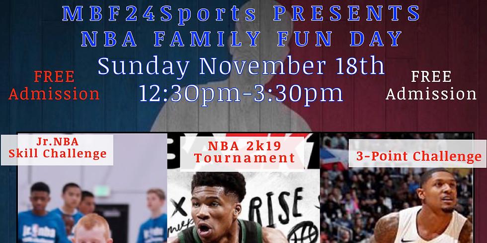 MBF24 NBA Family Fun Day