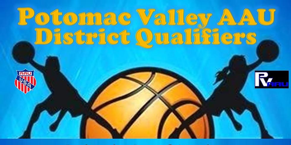PV AAU District Qualifier Registration