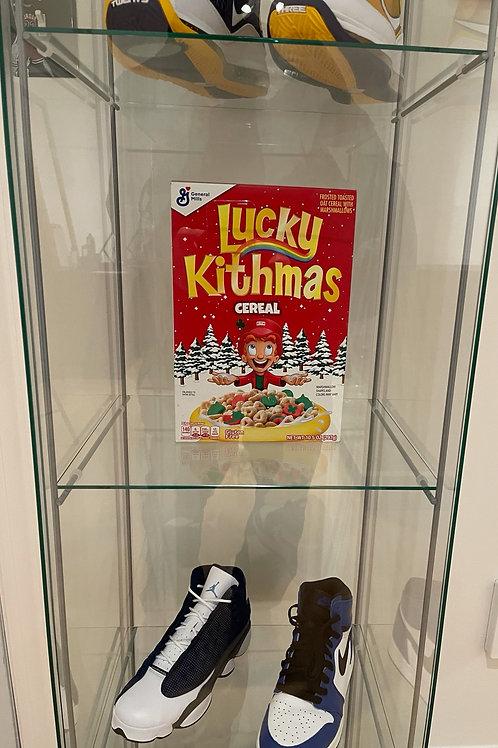 Lucky Charms Kithmas Cereal Edition