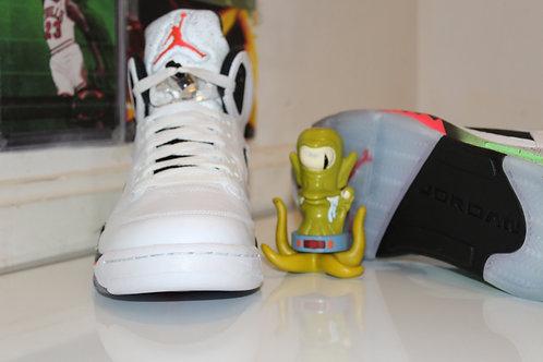 """Air Jordan 5 """"Poison Green"""""""