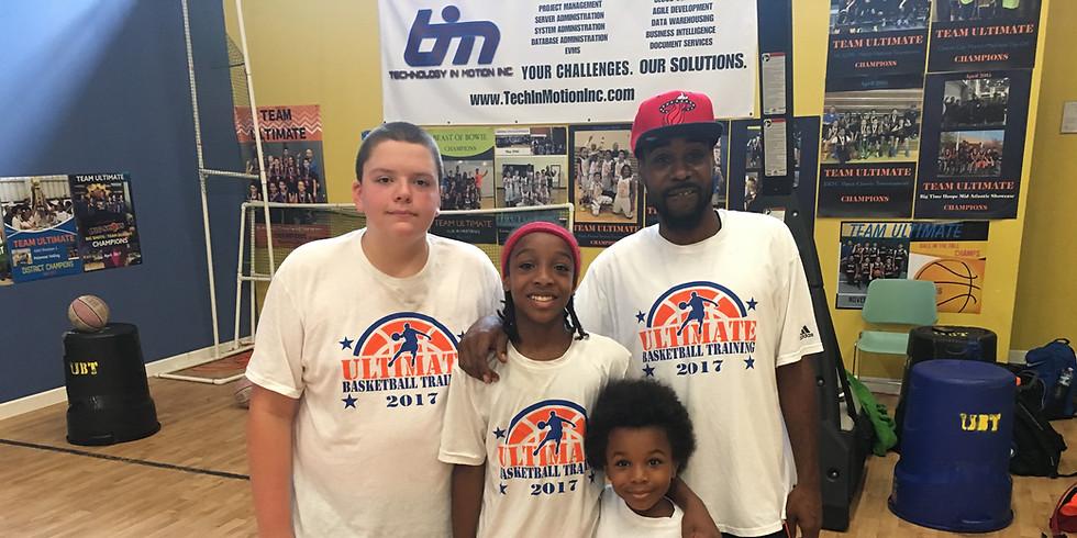 UBT/MBF24 Sports Basketball Camp