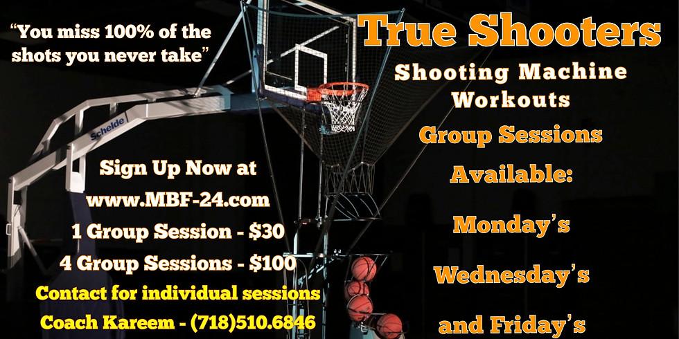 True Shooters - 09/09