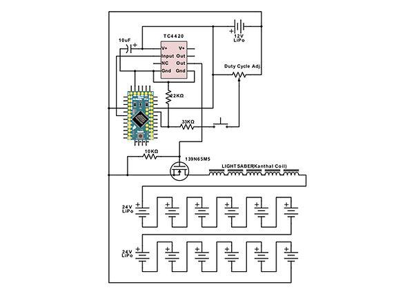 maker.io circuit diagram