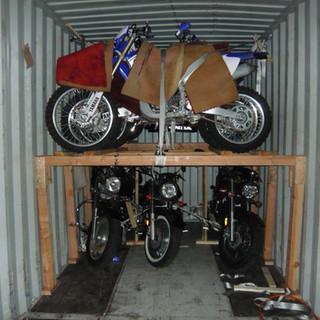 Motorcycles on Deck.JPG
