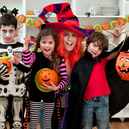 Halloween Tricks and Tips for Your Family