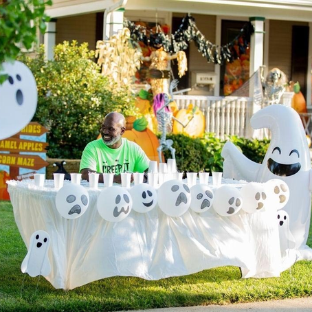 Build Your Community This Halloween