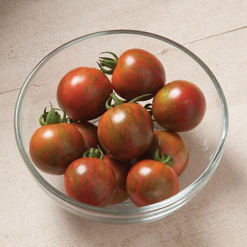 Plant-Tomato, Cherry - Purple Bumblebee