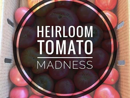 Beautiful Tomatoes (week 13)