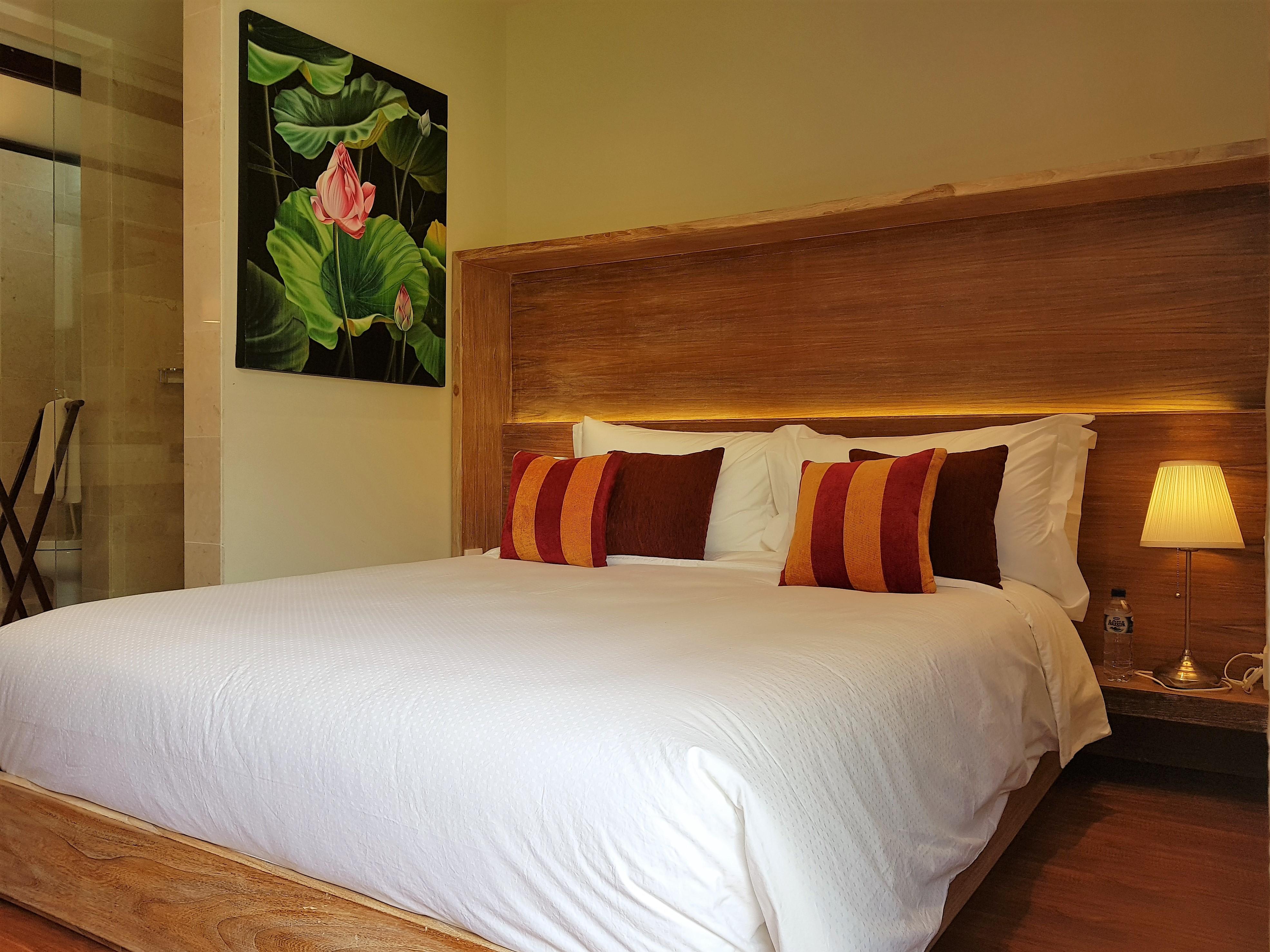 Bed-Studio room