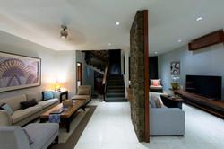 Villa M sofa area