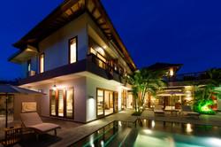 Villa M building