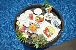 Breakfast Float 2
