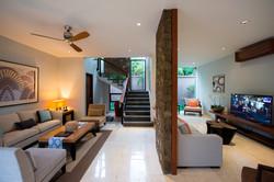 Villa M Living area