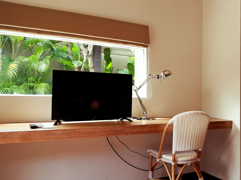 TV-Studio room