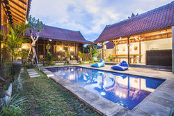 Social House pool view 1