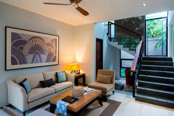 Villa M sofa area 2