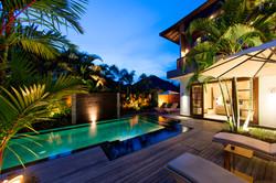 Villa M pool