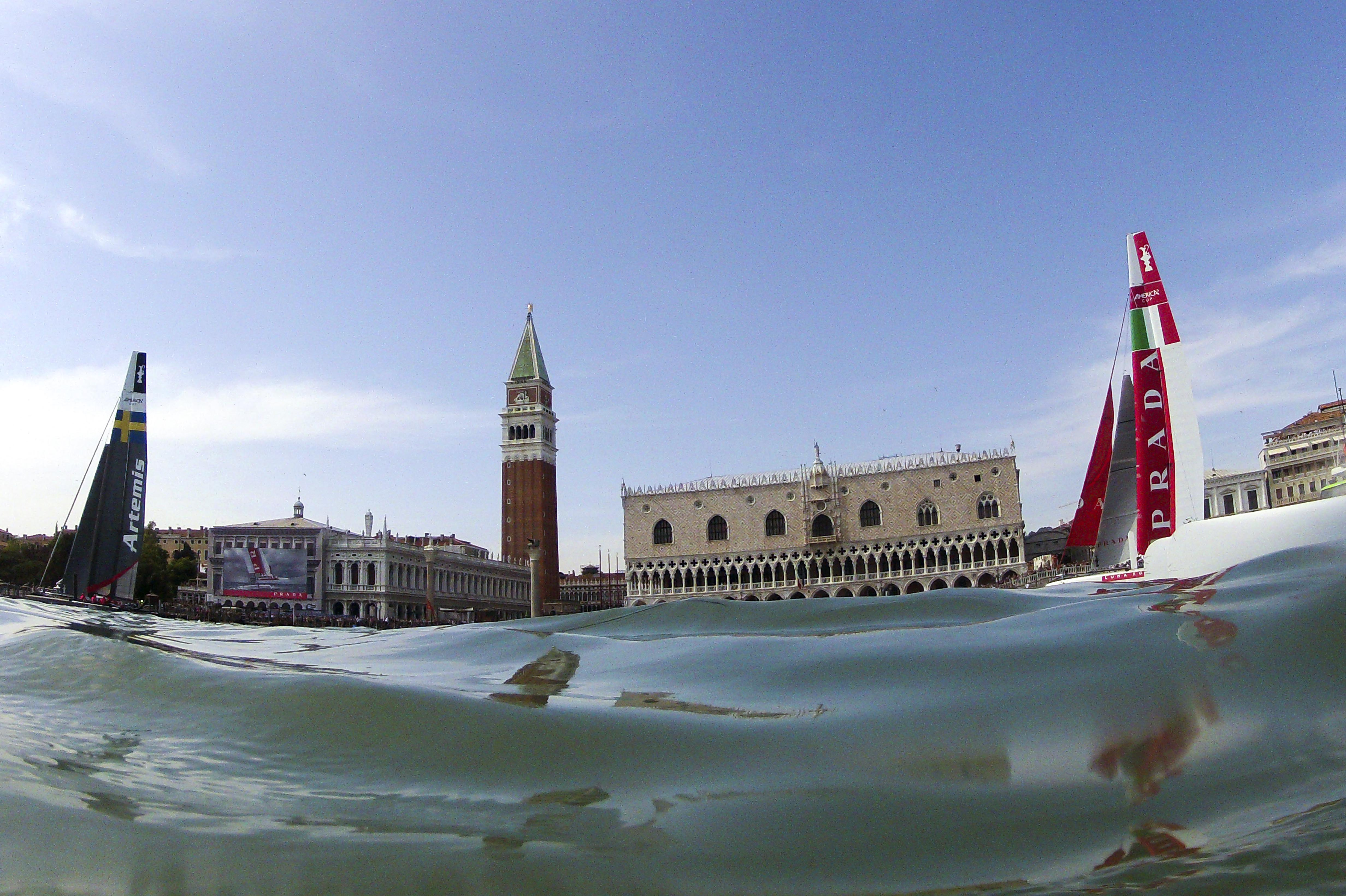 Venice, Italy, America's Cup, 2013