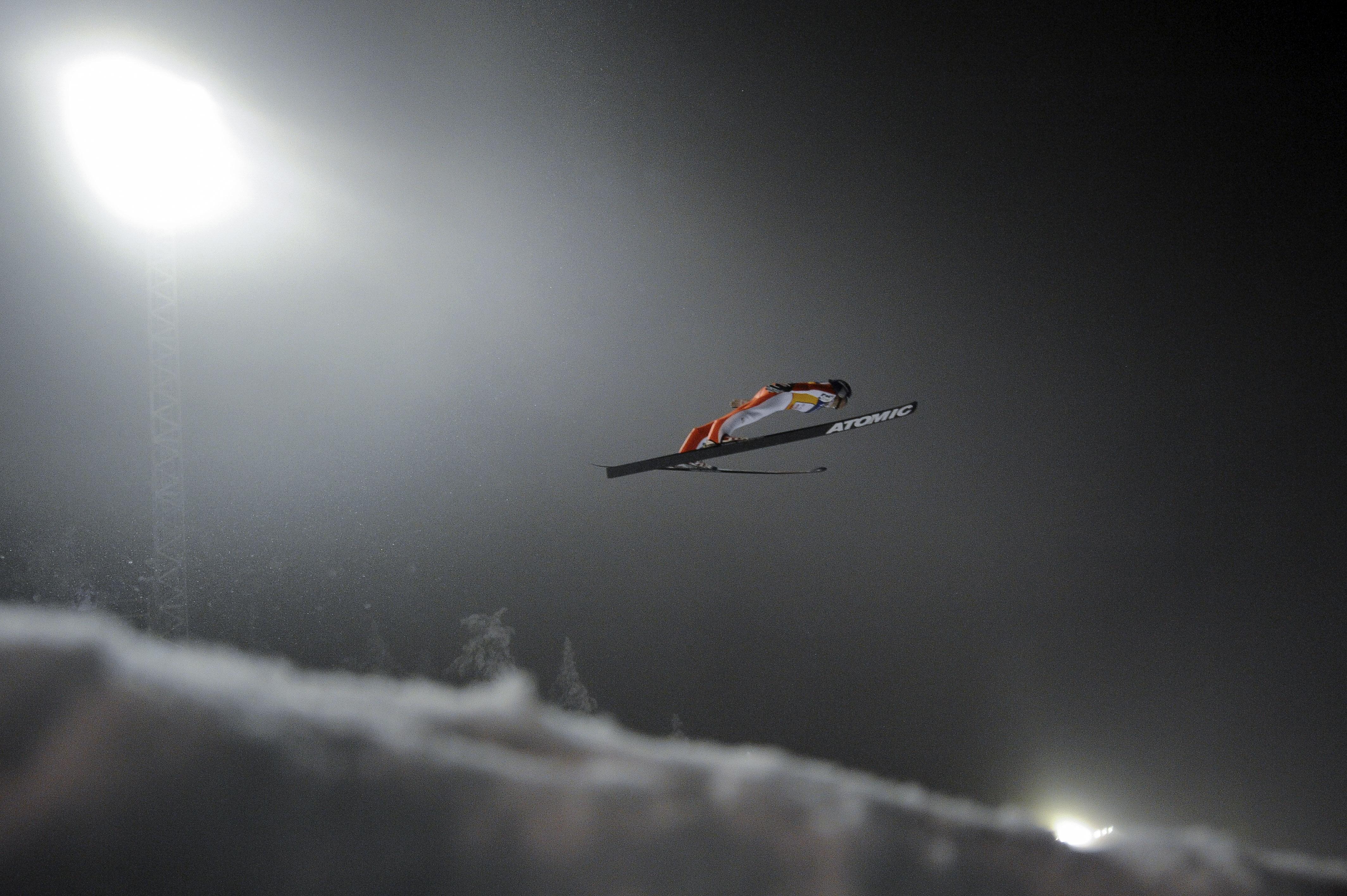 Ski jumping Kuusamo 2008