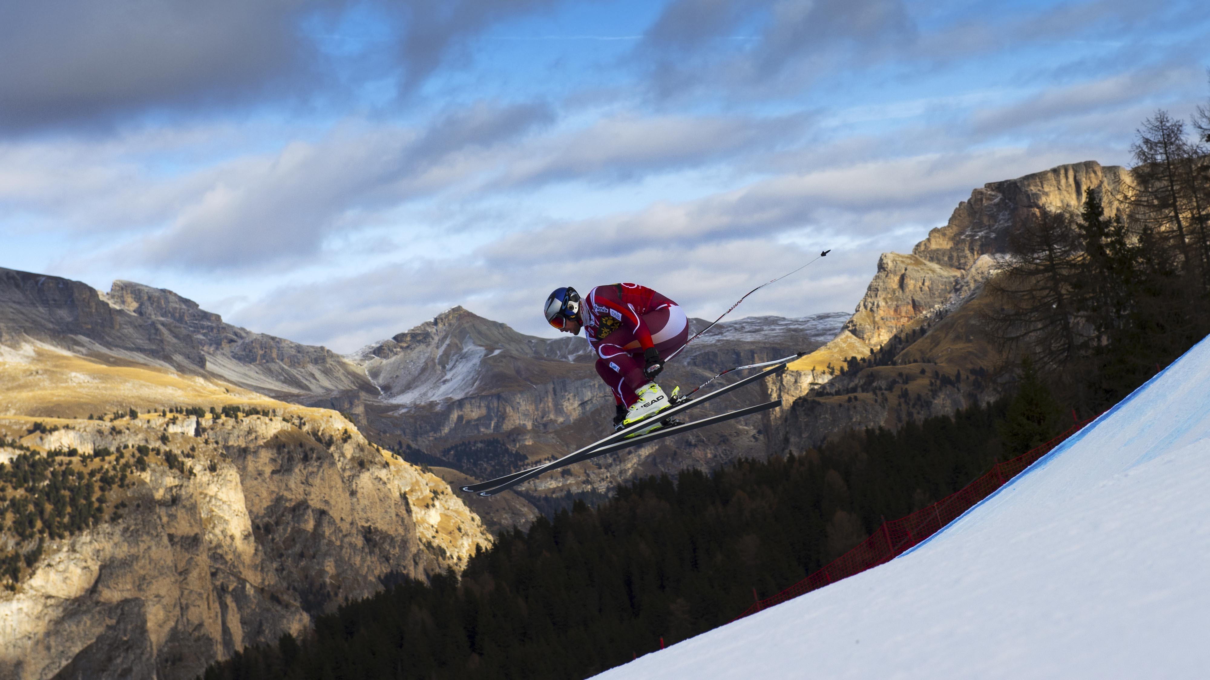 Aksel Svindal, Ski WC, Italy 2015