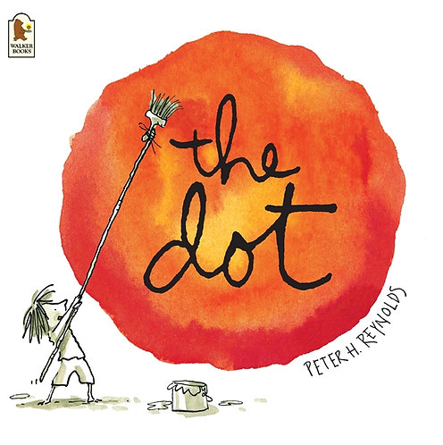 The Dot Book by Peter H. Reynolds