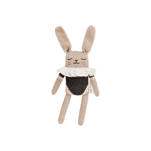 Main Sauvage Bunny - Black Bodysuit