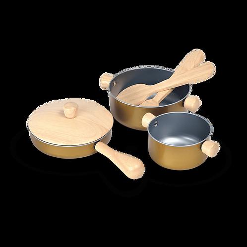 Cooking Utensils Plantoys
