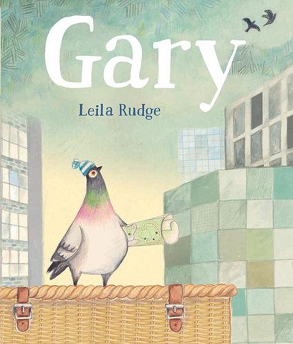 Gary Book by Leila Rudge