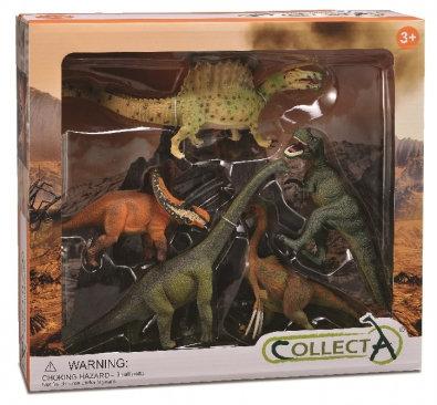 CollectA Prehistoric Animals Set - 5pcs