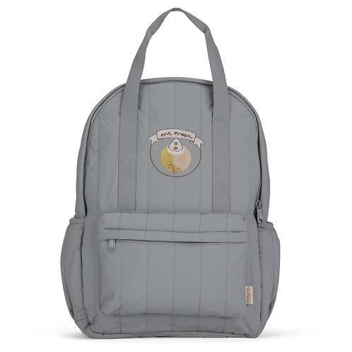 Konges Slojd Junior Loma Backpack - Quarry Blue