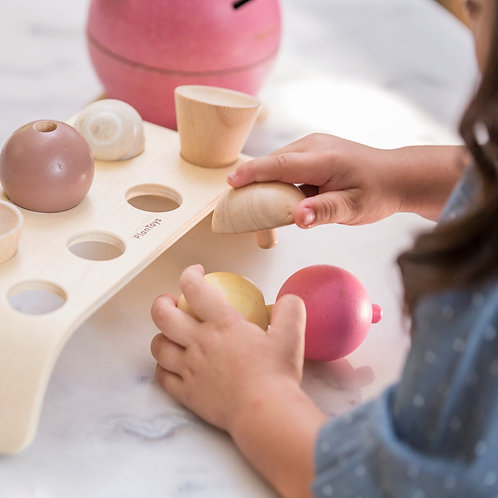 Plantoys Ice Cream Set