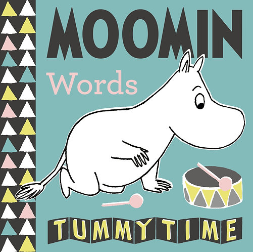 Moomin Tummy Time