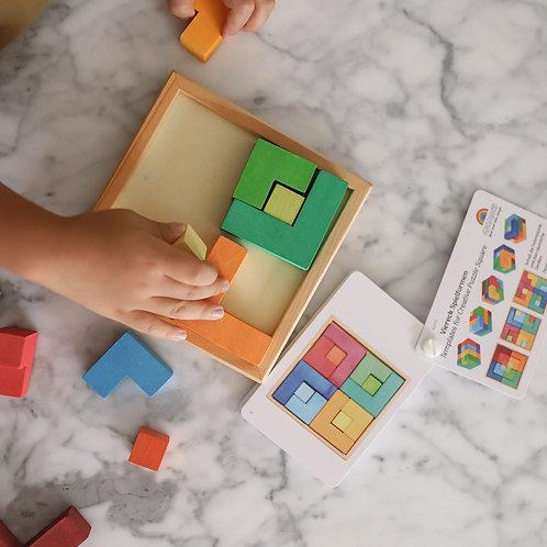 Grimm's Square Creative Set
