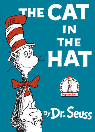 The Cat in the Hat Book by Dr. Seuss