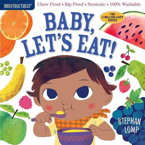 Indestructibles: Baby, Let's Eat! - Mellow Singapore