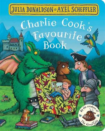 Charlie Cook's favorite book Book by Julia Donaldson Singapore