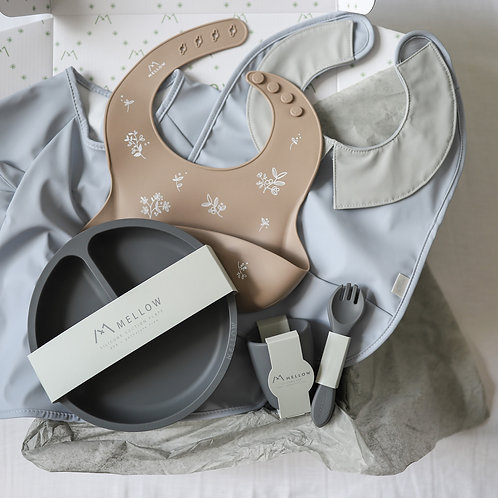 One-derful Baby Gift Set - Graphite Mellow Singapore