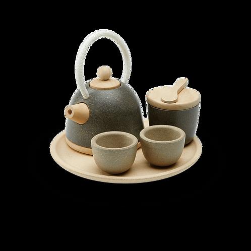 Plantoys Classic Tea Set