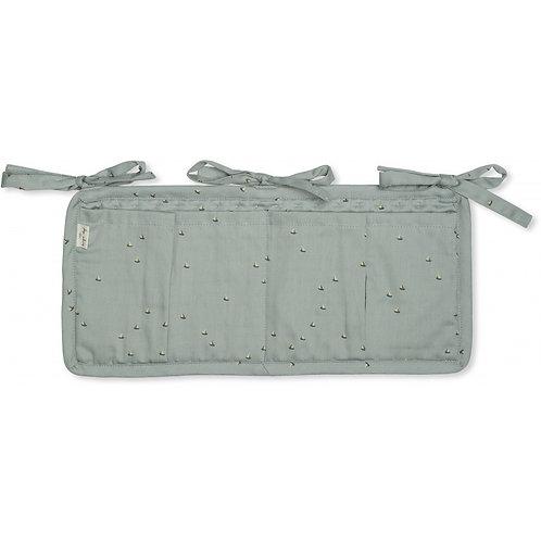 Konges Slojd Quilted Bed Pockets - Mille Marine