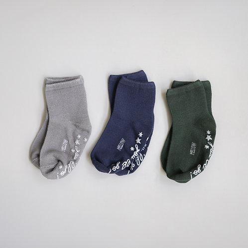 Bamboo Cotton Socks - Twilight
