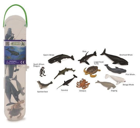 CollectA Mini Sea Creatures Set II