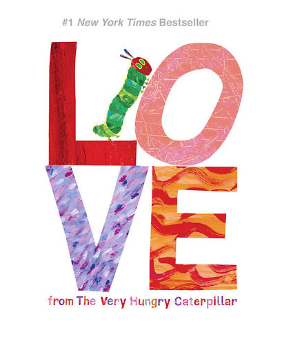 Love from the Very Hungry Caterpillar Book by Eric Carle