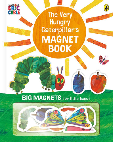 The Very Hungry Caterpillar's Magnet Book Mellow Singapore