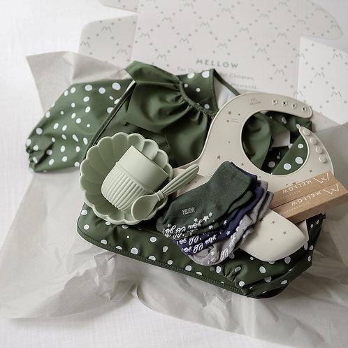 Mellow Singapore Mellow Baby Set - Pistachio