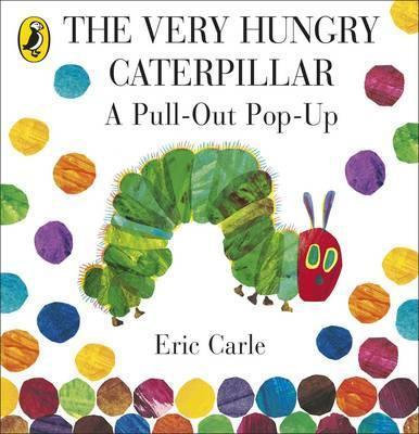 The Very Hungry Caterpillar A Pull Out Pop Up - Mellow Singapore