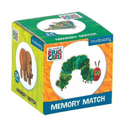Very Hungry Caterpillar and Friends Mini Memory Match Game