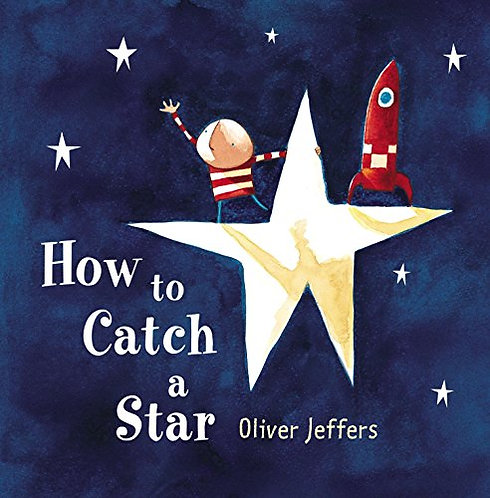 How to Catch a Star Book by Oliver Jeffers
